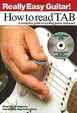 How To Read Tab (Really Easy Guitar!) - Bk/Cd