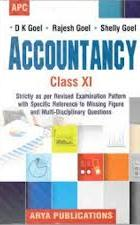 Accountancy Class 11 : Cbse
