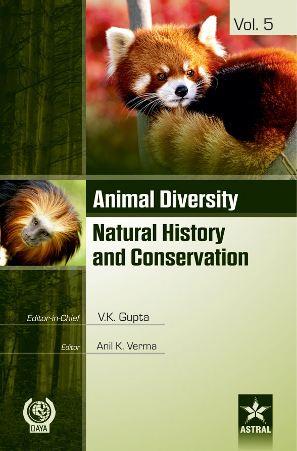 Animal Diversity Natural History and Conservation Vol. 5