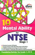 Mental Ability For Ntse Stage 1 Class 10