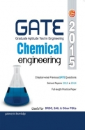 Gate Guide Chemical Engineering 2015 Includes Chapter-Wise Previous GATE Questions and Solved Papers 2013-14