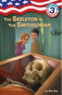 Skeleton In The Smithsonian : Capital Mysteries 3