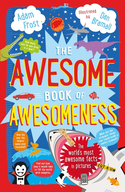 Awesome Book Of Awesomeness