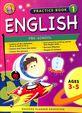English Practice Book 1 Pre School Ages 3-5