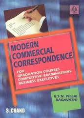 Modern Commercial Correspondence For Graduation Courses Examinations & Business Exectuives