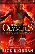 Heroes Of Olympus : House Of Hades : Percy Jackson