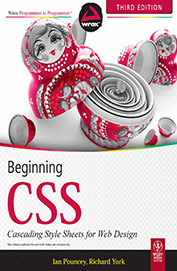 Beginning Css Cascading Style Sheets For Web Design