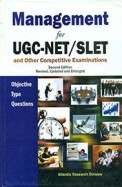 Management For Ugc/Net/Slet & Other Competive Exam Objective Type Questions