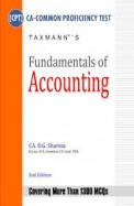 Fundamentals Of Accounting Ca-Cpt