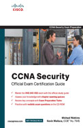 Ccna Security Official Exam Certification Guide W/Cd