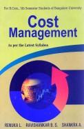 Cost Management For Bcom 5 Sem: Bu