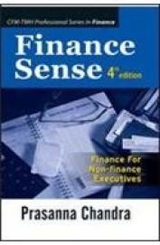 Finance Sense : Finance For Non Finance Executives