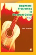 Beginners Programme To Plectrum Guitar Prelude W/Cd