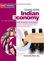 Indian Economy Staff Selection Commission : Success Series
