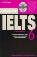 Cambridge Ielts 6 With Answers With W/Cd