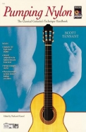 Pumping Nylon: The Classical Guitarist's Technique Handbook