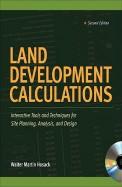 Land Development Calculations W/Cd