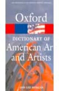 Oxford Dictionary Of American Art & Artists