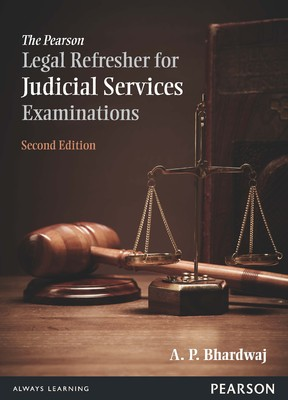 Pearson Legal Refresher For Judicial Services Examinations