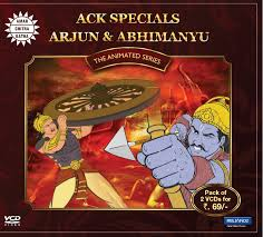 Arjun and Abhimanyu-2 VCD Pack