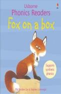 Usborne Phonics Readers Fox On A Box