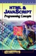 Html & Java Script Programming Concepts