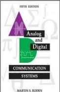 Analog & Digital Communication Systems W/Cd