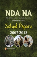 Nda/na Solved Papers 2007-2013