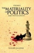 Materiality Of Politics Subject Positions In Politics Vol 2