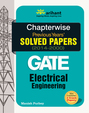 GATE ELECTRICAL ENGINEERING CHAPTERWISE PREVIOUS  YEARS SOLVED PAPERS 2014-2000 : CODE G462