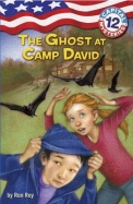 Ghost At Camp David : Capital Mysteries 12
