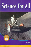 Science For All Book 3 : Cbse