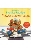 Usborne Phonics Readers Mouse Moves House