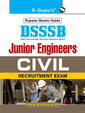 DSSSB-Junior Engineers (Civil) Exam Guide (for Both Tier-I and Tier-II Exam)