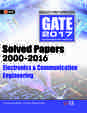 Gate Solved Papers 2000-2016 Electronics & Communication Engineering 2017