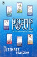 Complete Artemis Fowl Collection - 7 Books Box Set Rrp £48.93: Artemis Fowl, And The: Arctic Incident, Eternity Code, Opal Decep