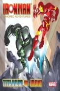 Titanium vs. Iron! (Marvel: Iron Man)