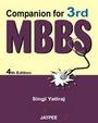 Companion For 3rd Mbbs,4/E,2010