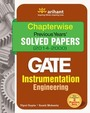 GATE Instrumentation Engineering Chapterwise Previous Years Solved Papes 2014-2000: Code J242