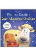 Usborne Phonics Readers Sam Sheep Cant Sleep