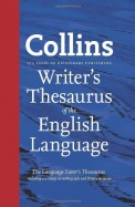 Collins Writers Thesaurus Of The English Language