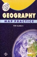 Geography Map Practice Class 10 : Icse