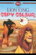 Lion King Copy Colour - Disney