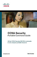 Ccna Security (640-554) Portable Command Guide