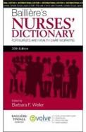 Baillieres Nurses Dictionary