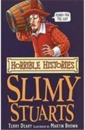 Slimy Stuarts - Horrible Histories