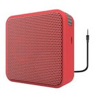 Cubix II 3W Aux Wired Portable Speaker