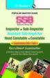 Popular Master Guide Ssb Sashastra Seema Bal Ins/Sub/Asi/Head/Constable: Code R-693