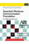 Essential Windows Communication Foundation (WCF) : For .NET Framework 3.5