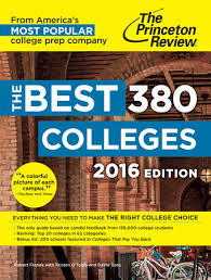 The Best 379 Colleges, 2016 Edition (College Admissions Guides)